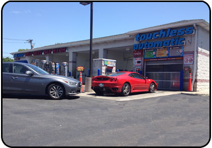 Touchless Car Wash in Hackensack, NJ